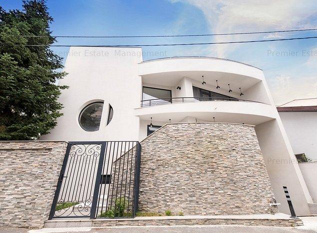 Vila Exclusivista, zona Herastrau - imaginea 1