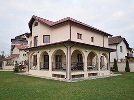 Casa de vânzare sau de închiriat 8 camere, în Chiajna