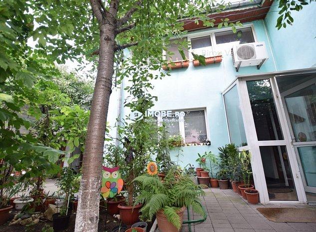 Casa / Vila individuala, 4 camere, garaj. Chiajna, Rosu P+M Comision 0% - imaginea 1