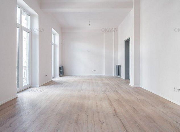 Vanzare sau inchiriere Apartament 3 Camere Carol - Mosilor - imaginea 1