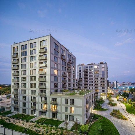 Apartament 3 camere - Aviatiei Park II by Forte Partners - imaginea 1
