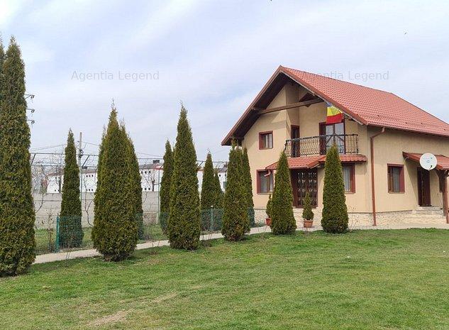 casa la intrare carpinis chiar din tarlungeni - imaginea 1