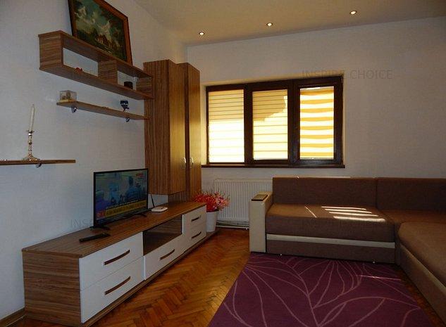 Apartament 3 camere Piata Romana - imaginea 1
