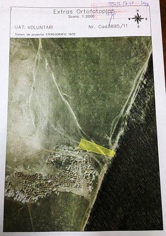 Teren intravilan Pipera zona Matei Millo cu posibilitate de vanzare parcele - imaginea 1