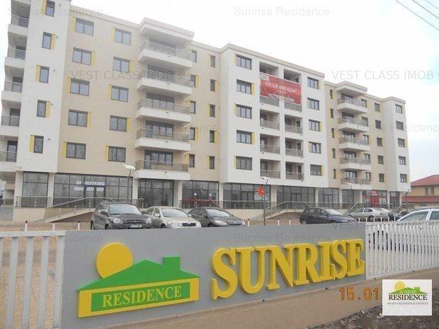 Drumul Tabere Sunrise Residence, apartament etaj 4/5 + loc parcare subteran - imaginea 1
