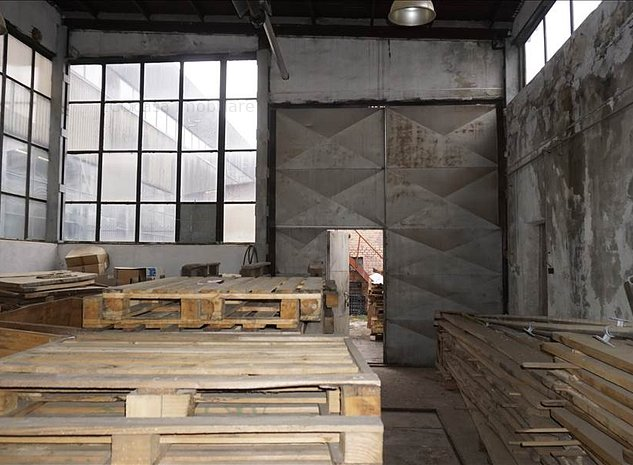 Hala de productie sau depozitare - imaginea 1