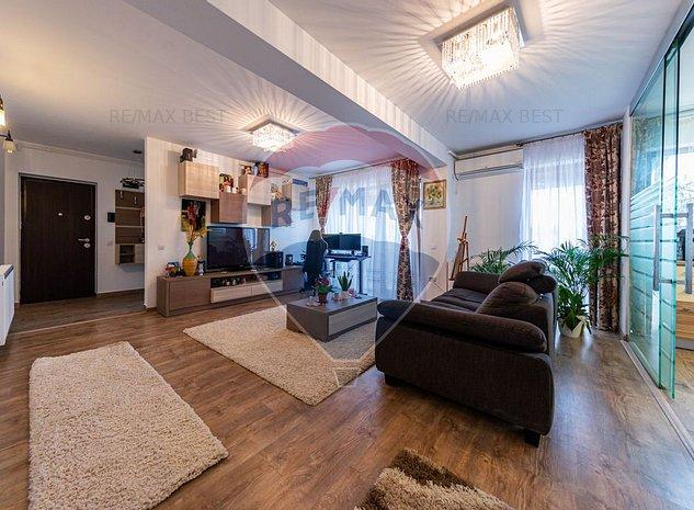 Apartament 4 camere - Borhanci - imaginea 1