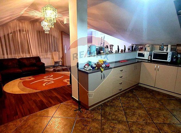 EXCLUSIVITATE ! Apartament de vanzare 4 camere 105 MP,  Intre Lacuri! - imaginea 1