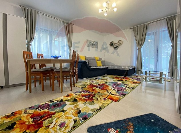 Apartament de vanzare, 2 camere, finisat, zona Vivo - imaginea 1
