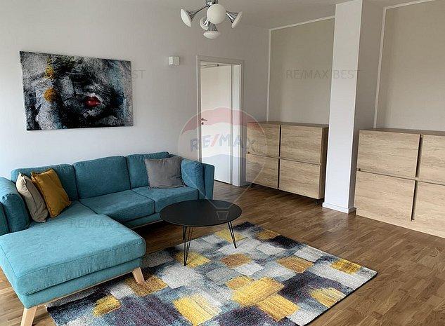 Apartament cu 3 camere de inchiriat in zona Buna Ziua - imaginea 1
