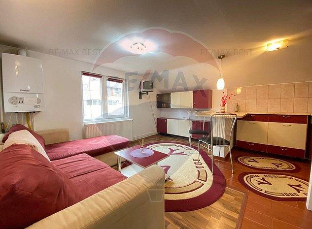 De inchiriat apartament cu 2 camere si parcare Calea Turzii - imaginea 1