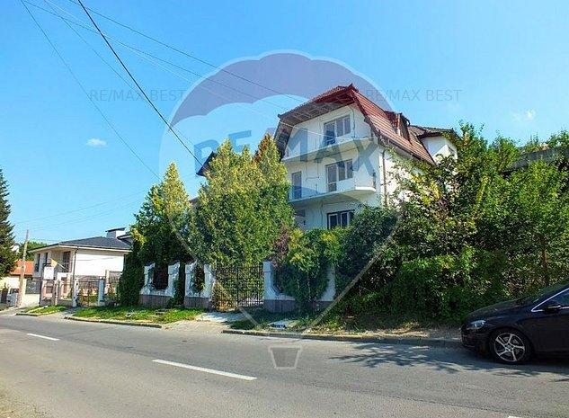 Casa / Vila de vanzare in zona Zorilor COMISION 0% - imaginea 1
