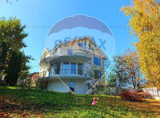 Casa de inchiriat zona Andrei Muresanu - imaginea 1