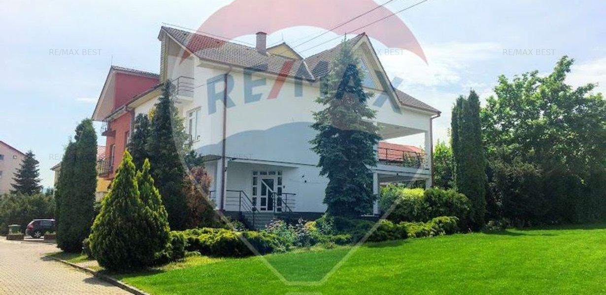 Casa de vanzare zona Buna Ziua - imaginea 1