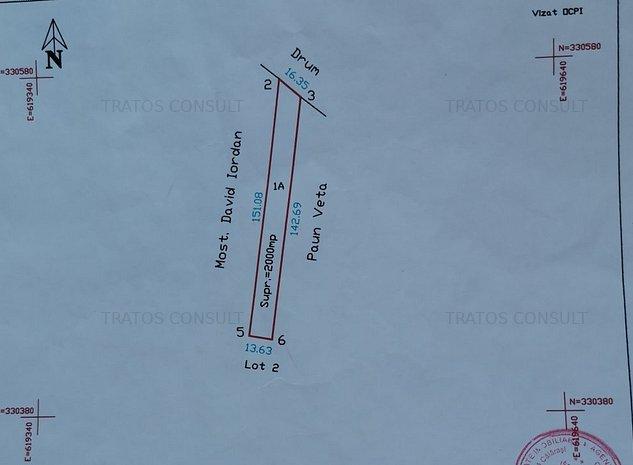 teren oras Fundulea - imaginea 1