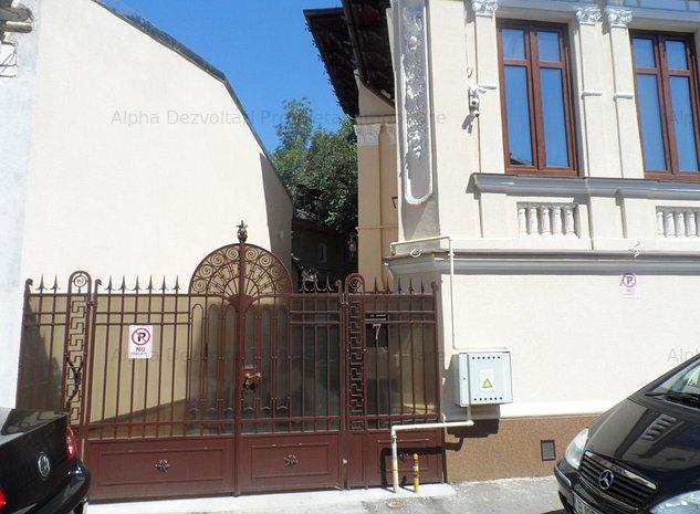 Inchiriez casa zona Stefan cel Mare - imaginea 1