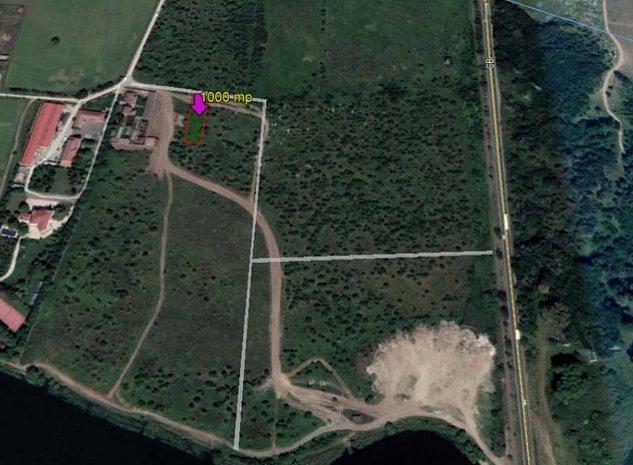Teren zona Pantelimon-Cernica - imaginea 1