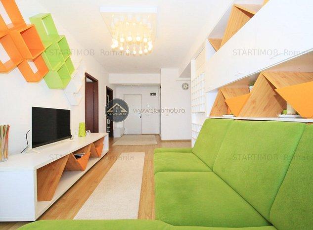Startimob - Inchiriez apartament mobilat cu parcare Alphaville - imaginea 1