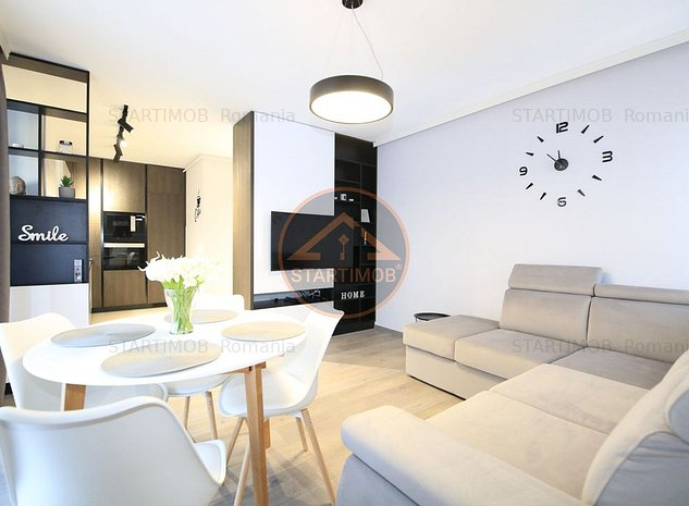 Apartament doua camere Avangarden Coresi - imaginea 1