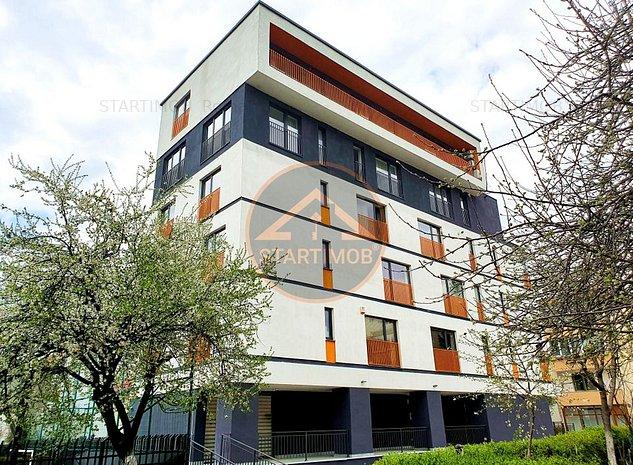 Apartament mobilat 3 camere Centru Civic - AFI Palace Mall - imaginea 1