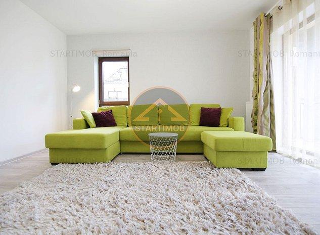 Apartament mobilat 3 camere la prima inchiriere - imaginea 1