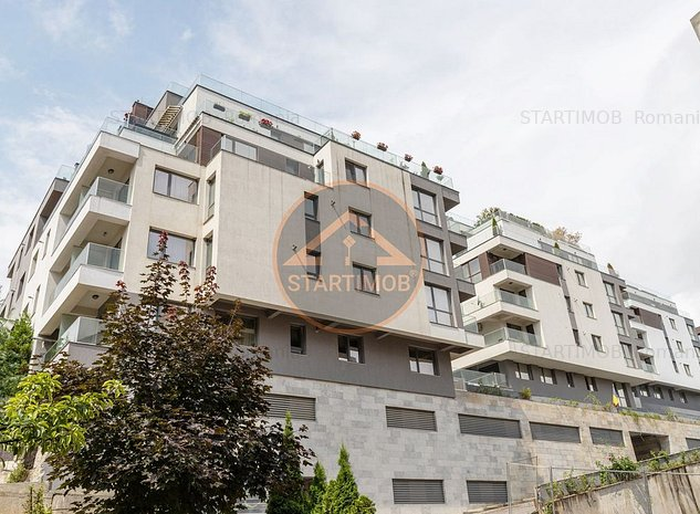 Apartament doua camere cu parcare subterana zona Afi Mall - imaginea 1