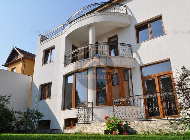 Vila 5 camere mobilata zona Spitalului Judetean Brasov - imaginea 1