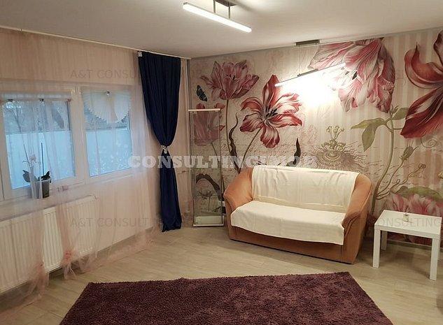 Delta Vacaresti, apartament 2 camere, mobilat modern, renovat - imaginea 1