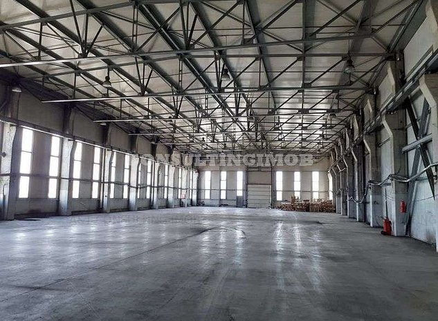 Ciorogarla inchiriere hala 2.000 mp, birouri 150 mp - imaginea 1