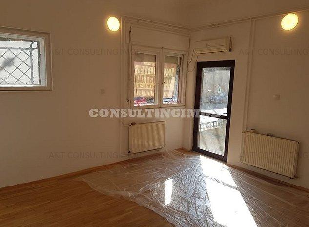 Foisorul de Foc, apartament stradal cu destinatie mixta: comercial-rezidential - imaginea 1