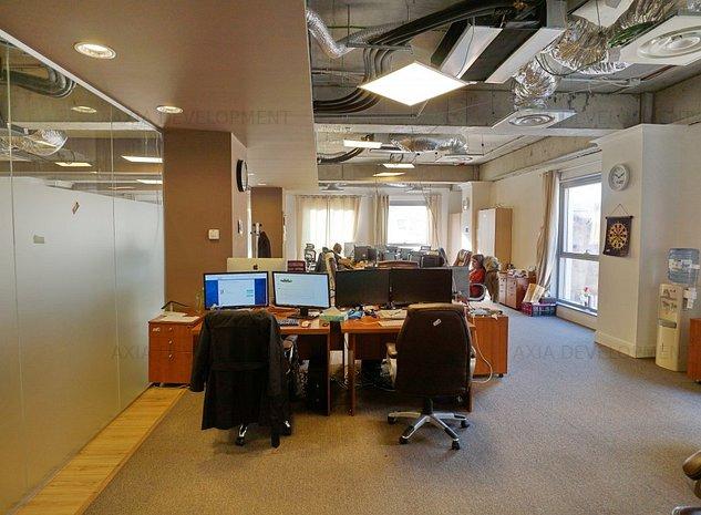 Spatiu birou in zona Cismigiu - imaginea 1