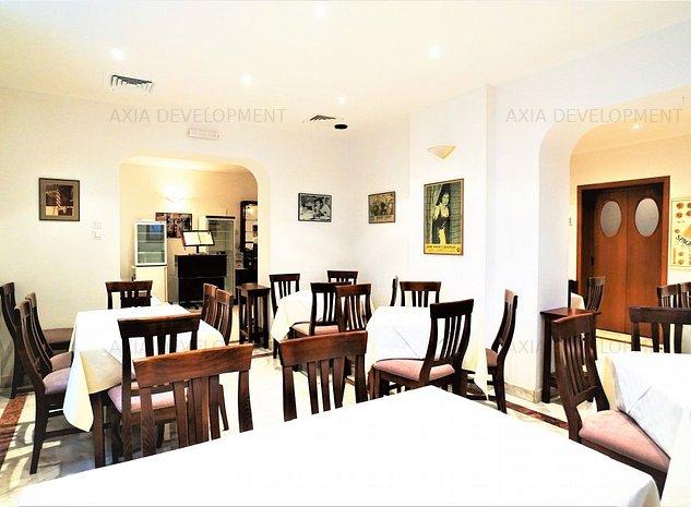 Vanzare imobil si afacere restaurant - Victoriei - imaginea 1