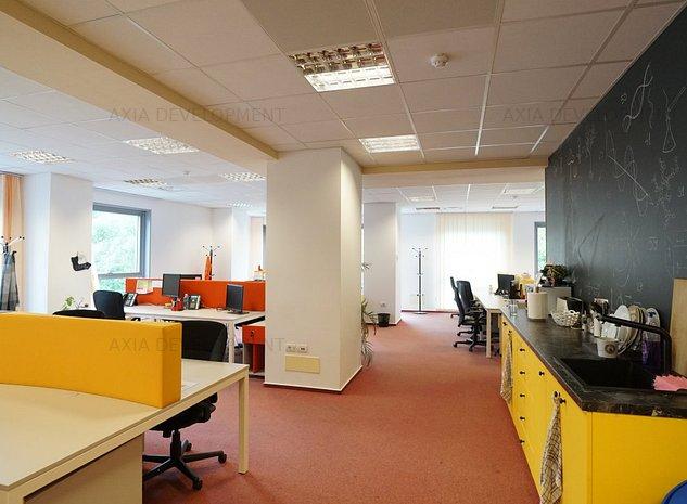 Comision 0% ! Spatiu birou in zona Stirbei Voda- Cismigiu - imaginea 1
