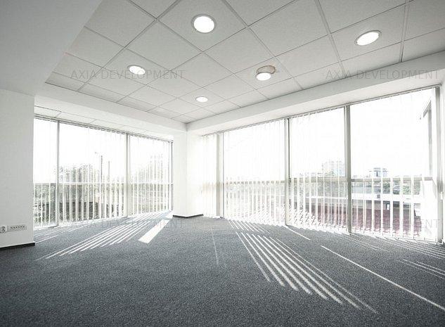 Cladire de birouri individuala, locuri de parcare, autorizatie ISU - imaginea 1