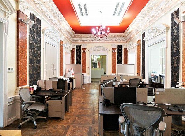 Spatiu pentru birou Piata Romana - imaginea 1
