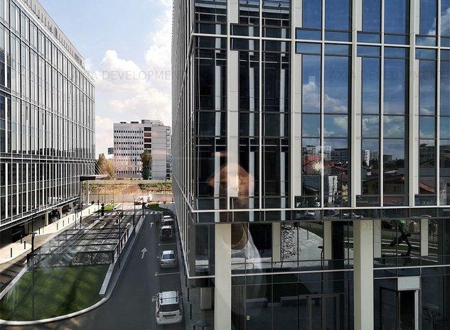 Comision 0% ! Spatiu birou in zona 1 Mai - Expozitiei - imaginea 1