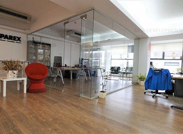 Vanzare etaj in cladire de birouri Dorobanti - imaginea 1