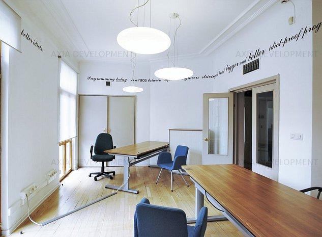 Spatii birou Cismigiu, 120-360 mp  - imaginea 1