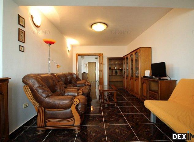 Apartament 3 Camere Decomandate - Centrala Pe Gaze - Mobilat / Utilat Complet - imaginea 1