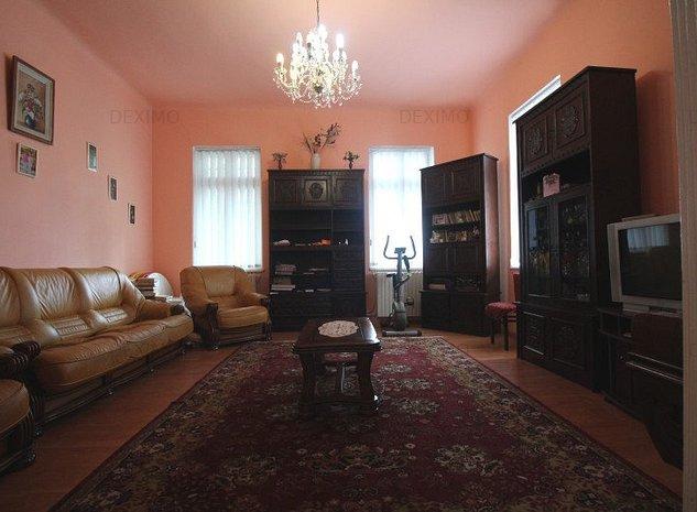 De Inchiriat - Casa 5 Camere - Zona Centrala - Gaze - Ideal Sediu Firma - imaginea 1