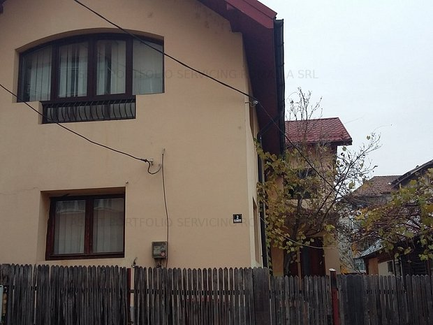 Casa + teren, Ramnicu Valcea - imaginea 1