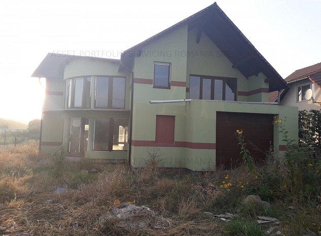 Casa si teren, 1.964 mp, loc Reghin  - imaginea 1