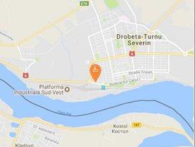 Licitaţie teren constructii, în Drobeta Turnu-Severin, zona Kiseleff