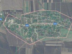 Licitaţie teren agricol, în Frecatei