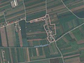 Licitaţie teren constructii, în Jieni