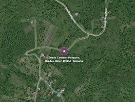 Licitaţie teren agricol, în Oradea, zona Podgoria