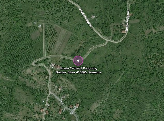 Teren 2.600 mp, cartier Podgoria, Oradea - imaginea 1