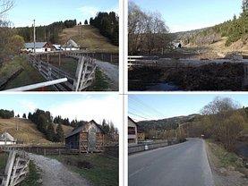 Licitaţie teren constructii, în Panaci