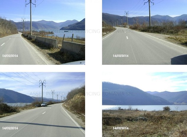 Teren intravilan 2584 mp, Drencova, Caras-Severin - imaginea 1