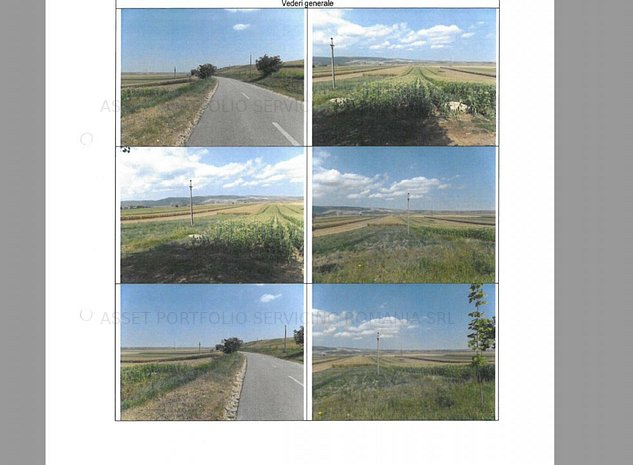 Teren agricol 2.200 mp, Moldovenesti, Jud Cluj - imaginea 1